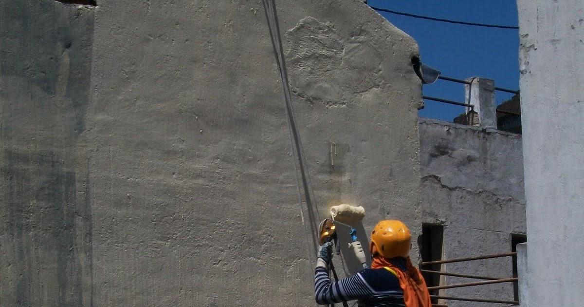 Restaurar fachada revestimiento fachada trabajos - Trabajo de jardinero en madrid ...