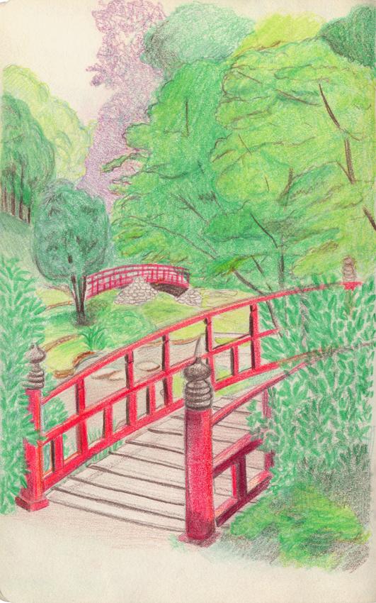 si j 39 avais un blog les couleurs du jardin japonais. Black Bedroom Furniture Sets. Home Design Ideas