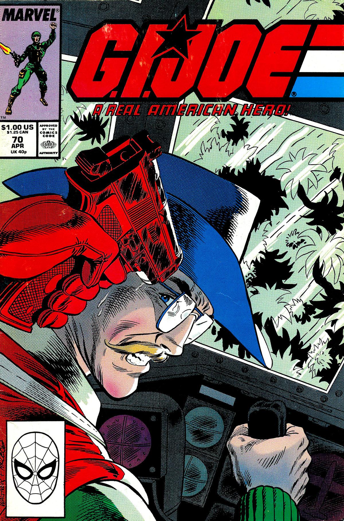 G.I. Joe: A Real American Hero 70 Page 1