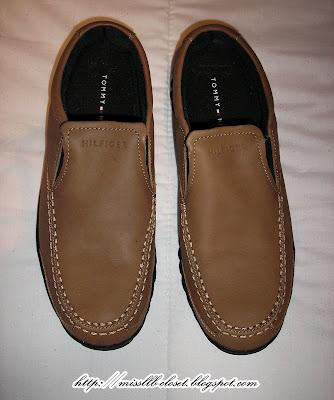 6faf577d648 La ventana azul  Zapatos Tommy Hilfiger (para hombre) (VENDIDOS)