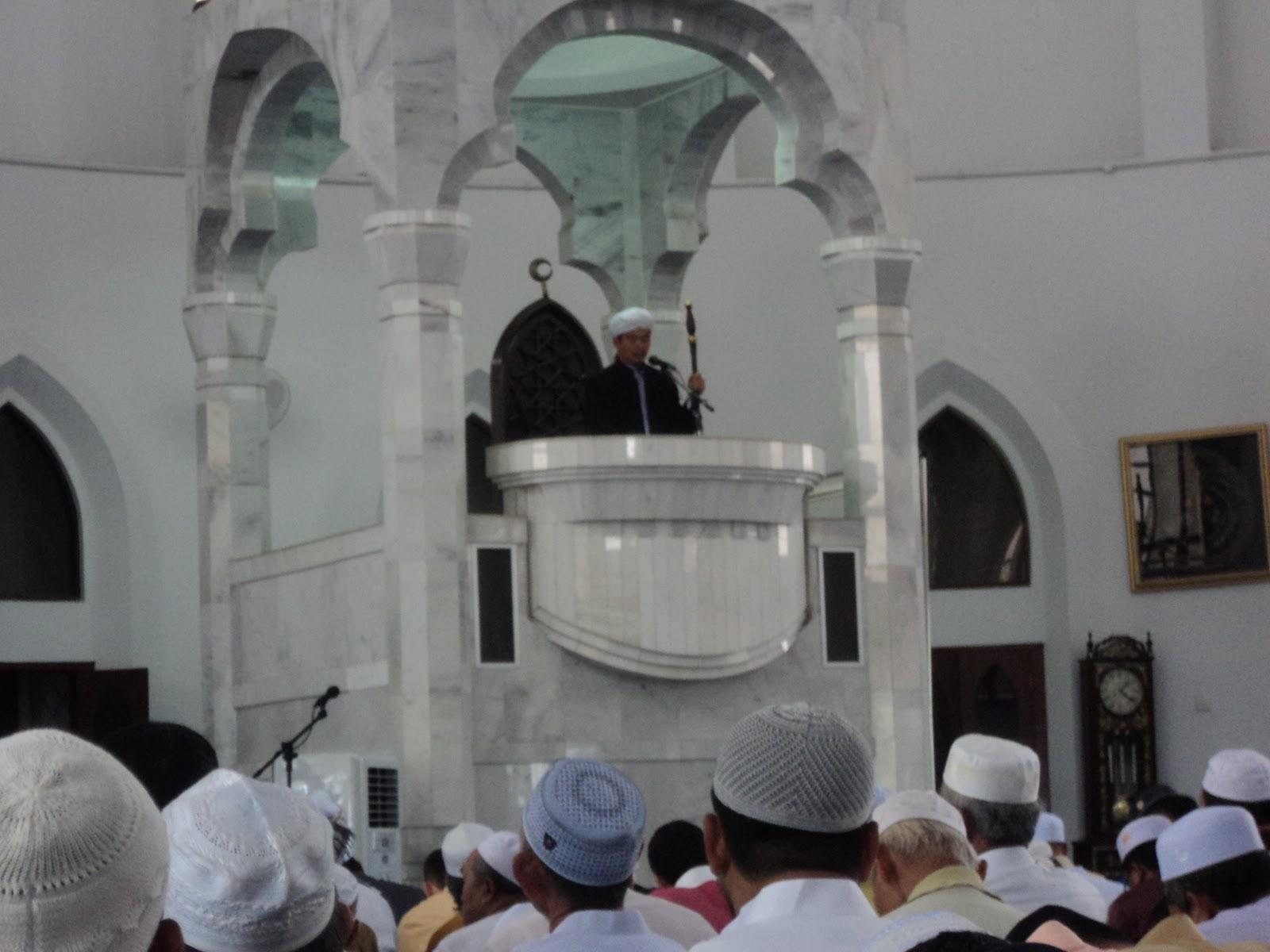 persatuan GURU KAFA kelantan: KHUTBAH JUMAAT : Masjid Al