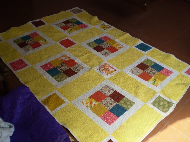 Bloggers Quilt Festival Entry