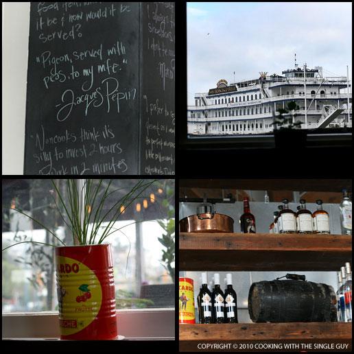 Lafitte Restaurant San Francisco