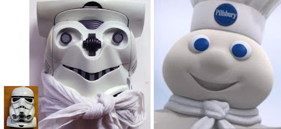 Gurney Journey Stormtrooper Doughboy