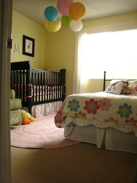 The Boo And The Boy Crib And Bed In One Room