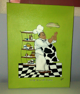 Los pinceles de hugo cuadros para la cocina modernos for Cuadros de cocina modernos