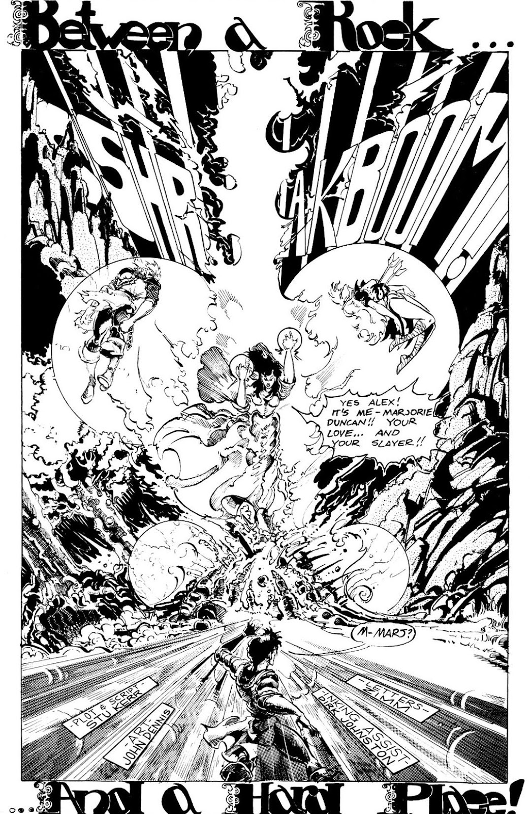 The Realm (1986) issue 17 - Page 3