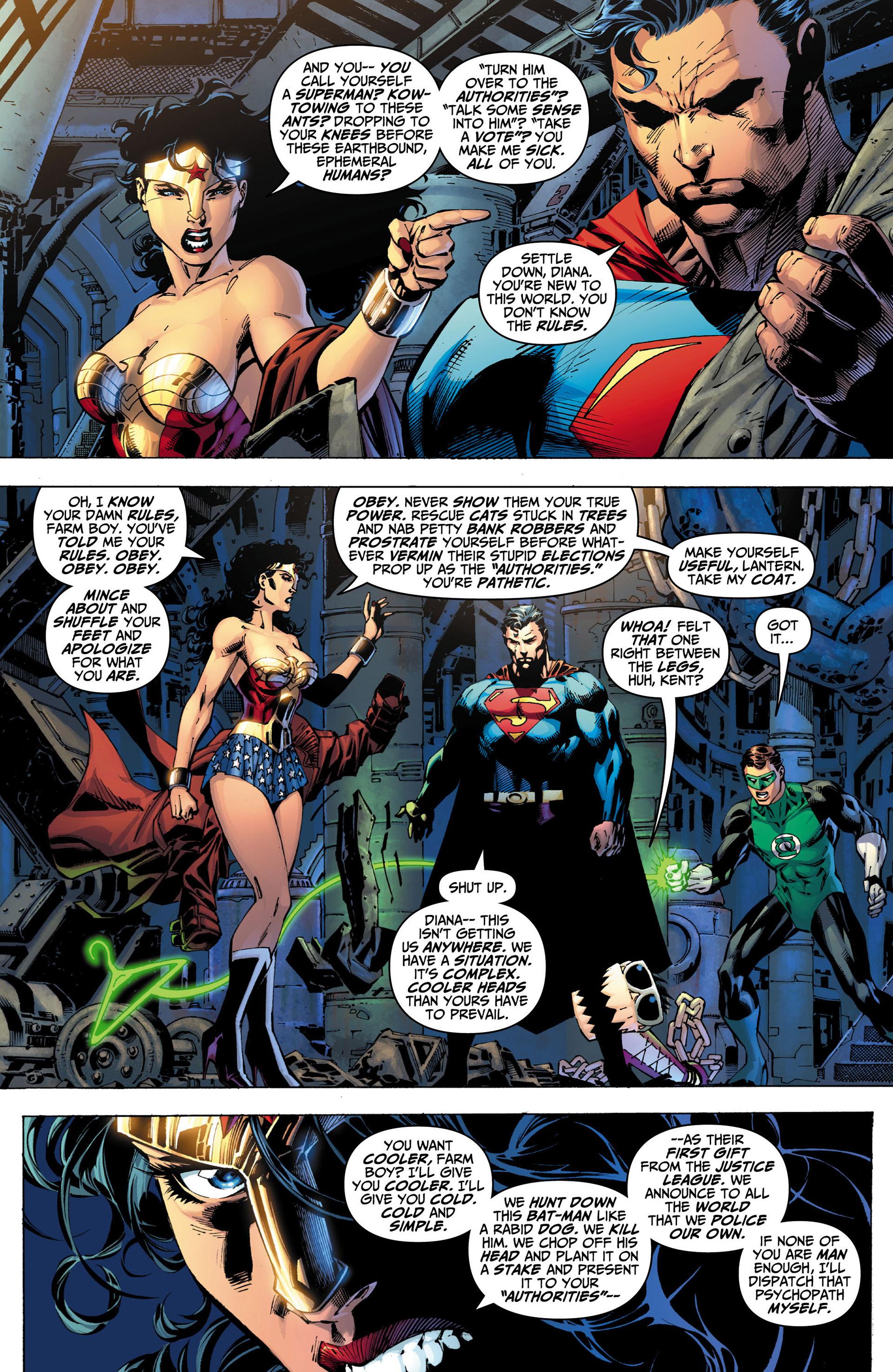 Read online All Star Batman & Robin, The Boy Wonder comic -  Issue #5 - 6