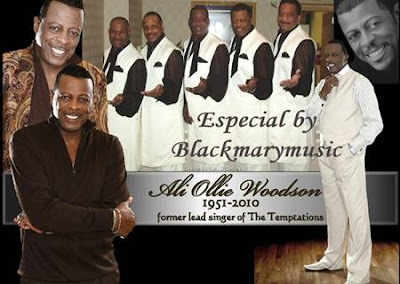 Especial Ali Ollie Woodson (In Memorian) Exclusivas
