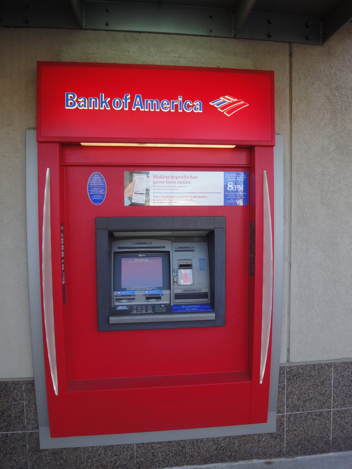 America Card Girl Bank