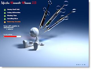 Wesmosis'Windows XP Pre-SP3 v2.0 Serial Key