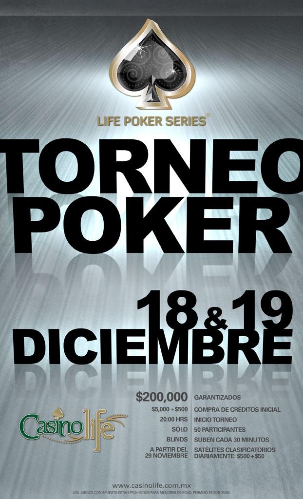 Casino Club Torneo Poker
