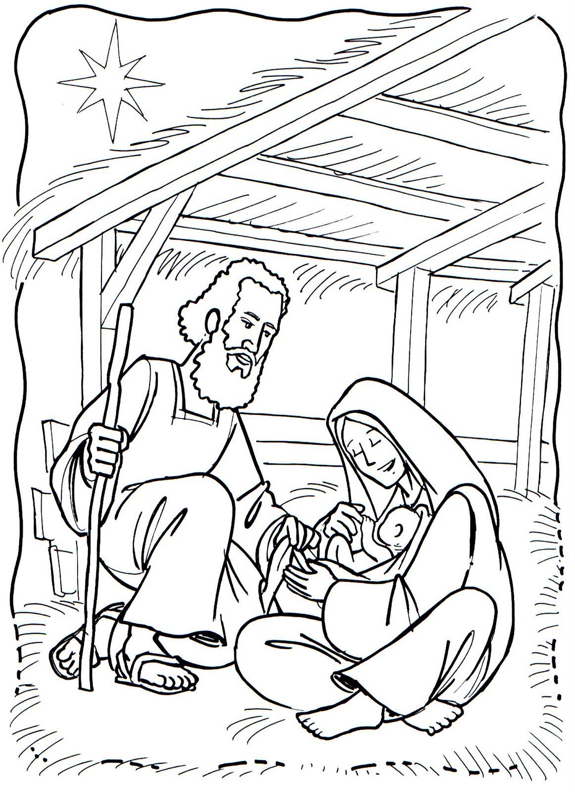 clipart naissance de jesus - photo #24