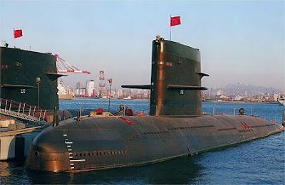 Seberapa Besar Kapal Selam China Akan Mengancam Kapal Induk Amerika