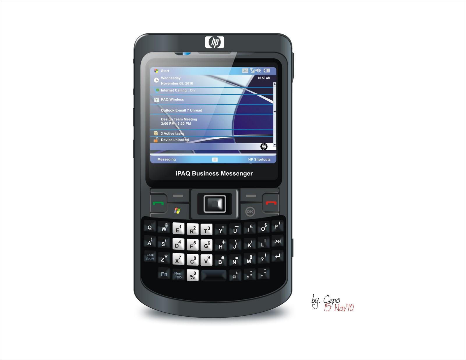 Jenis Handphone