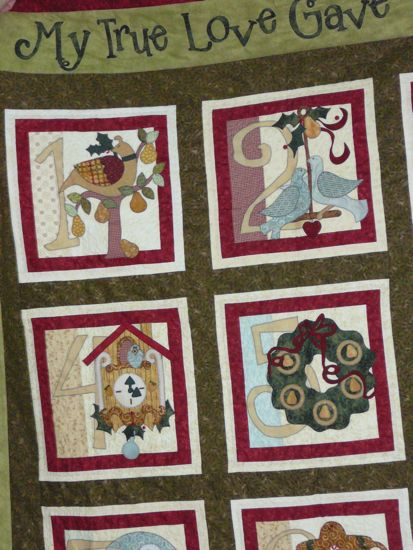 Qatar Quilt Guild: November Guild Meeting and Challenge