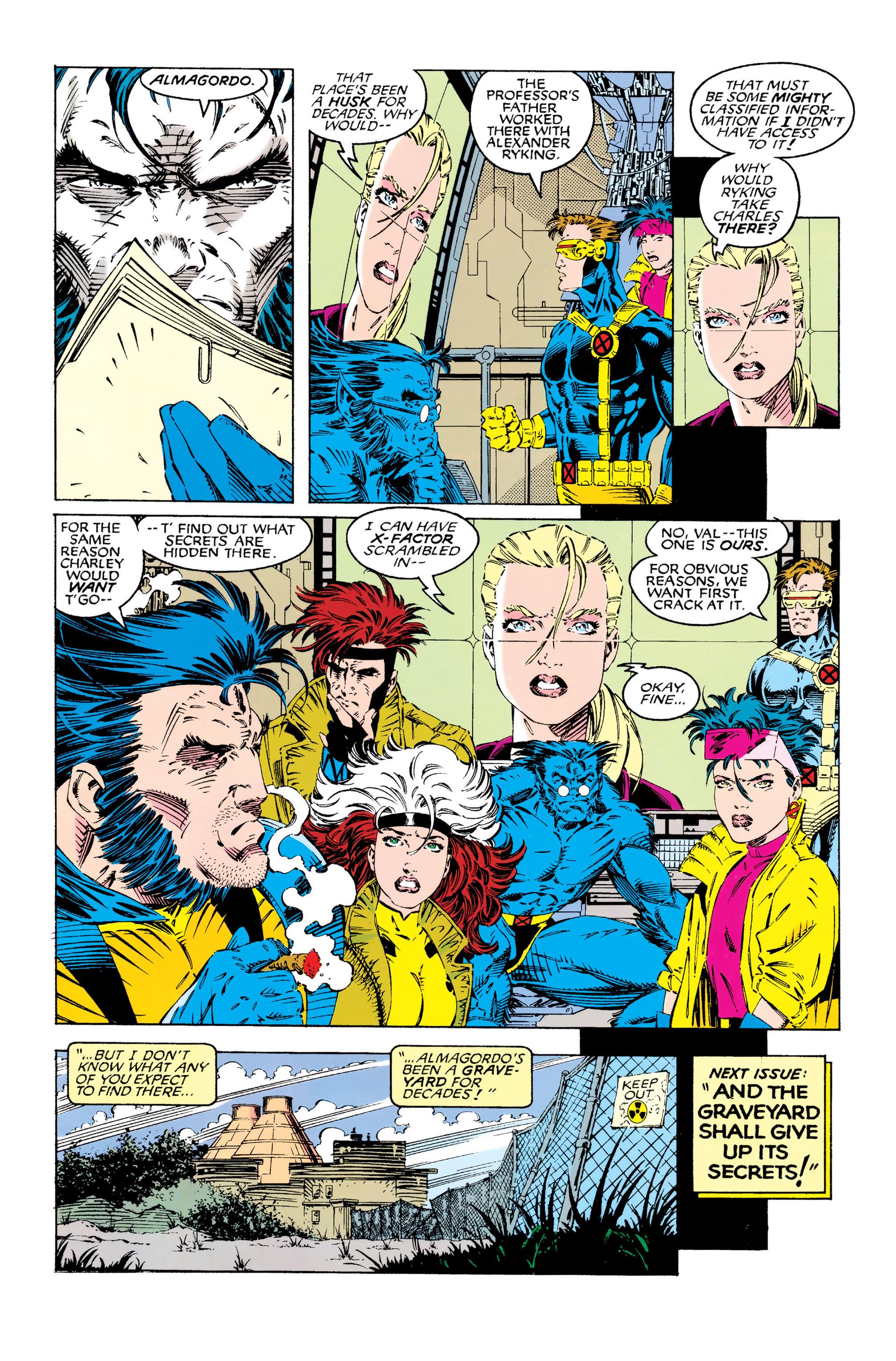 X-Men (1991) 12 Page 20