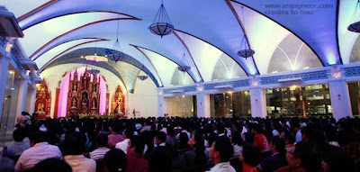 Chapel of the Holy Guardian Angel, Holy Angel University, Angeles city Pampanga