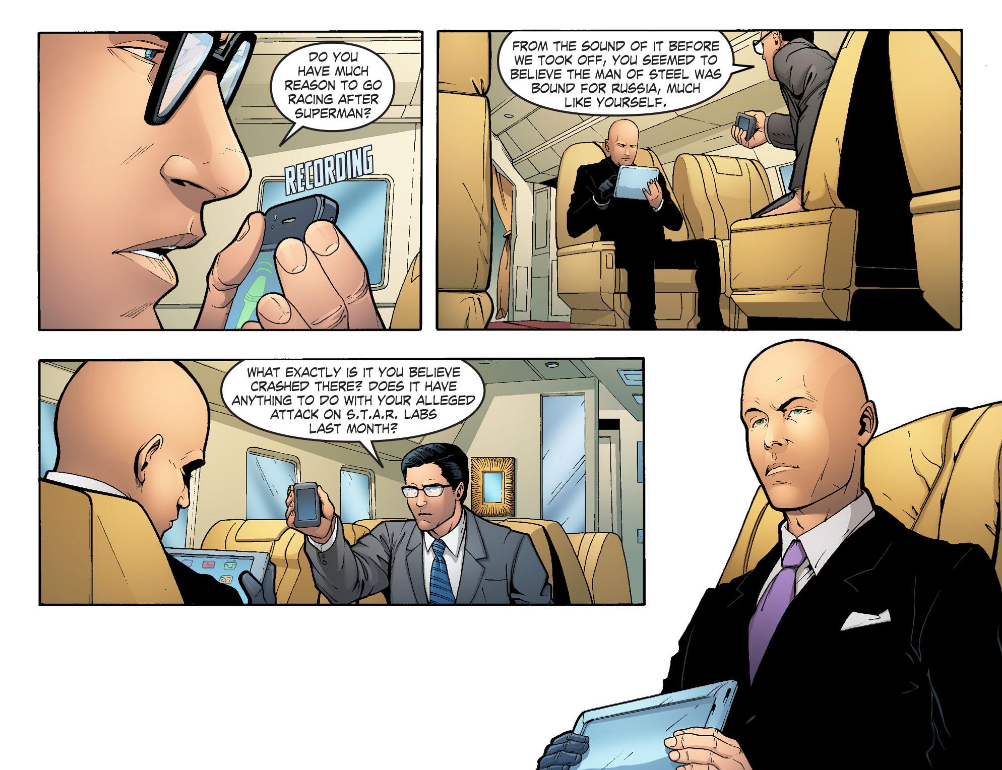 Read online Smallville: Alien comic -  Issue #3 - 8