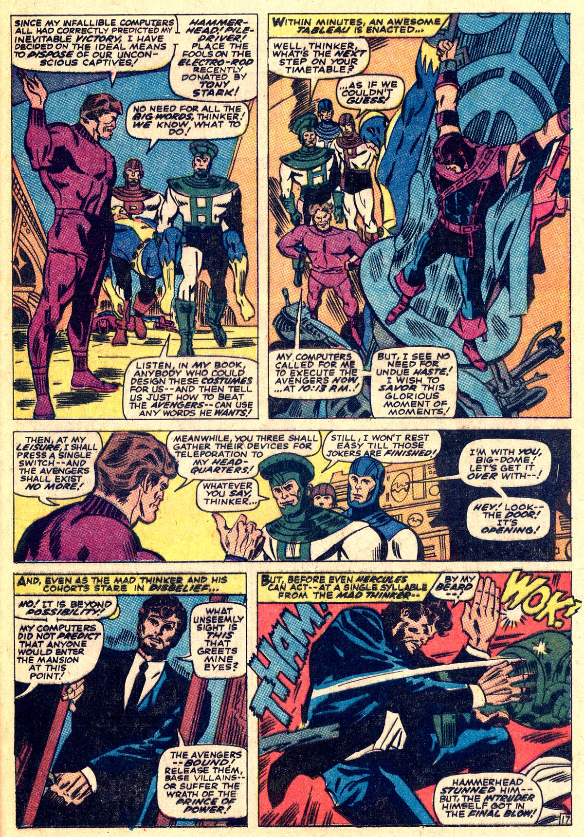 The Avengers (1963) 39 Page 24