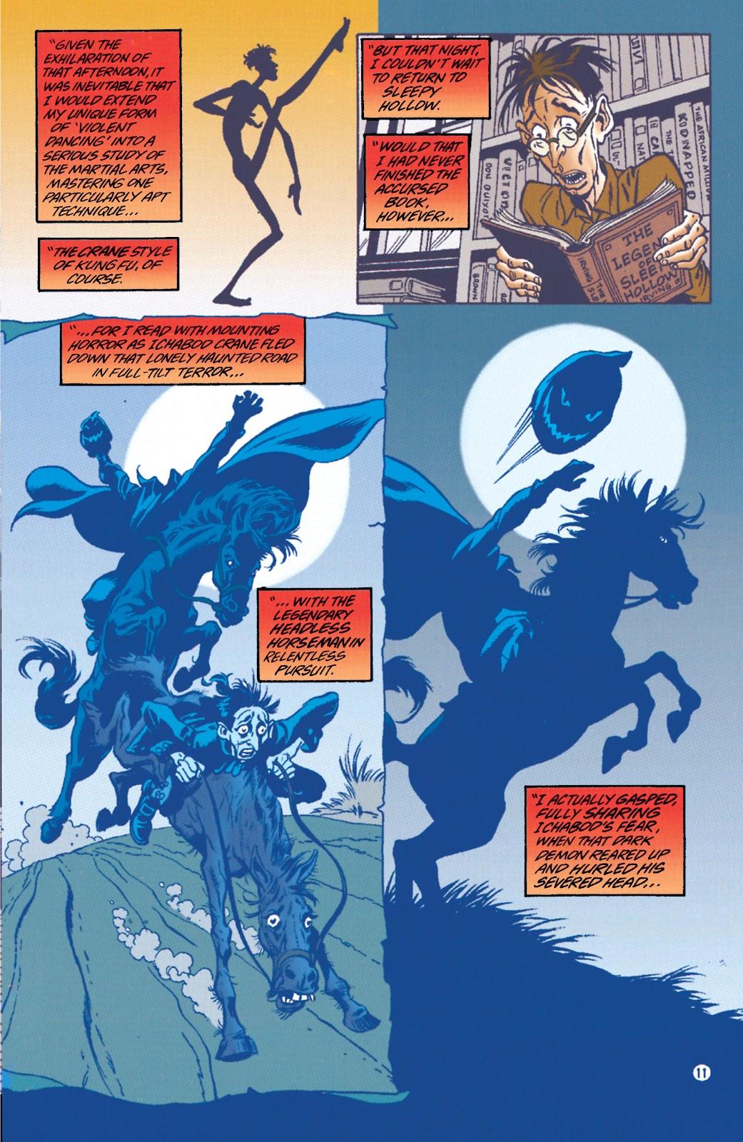 Read online Batman Arkham: Scarecrow comic -  Issue # TPB (Part 2) - 51
