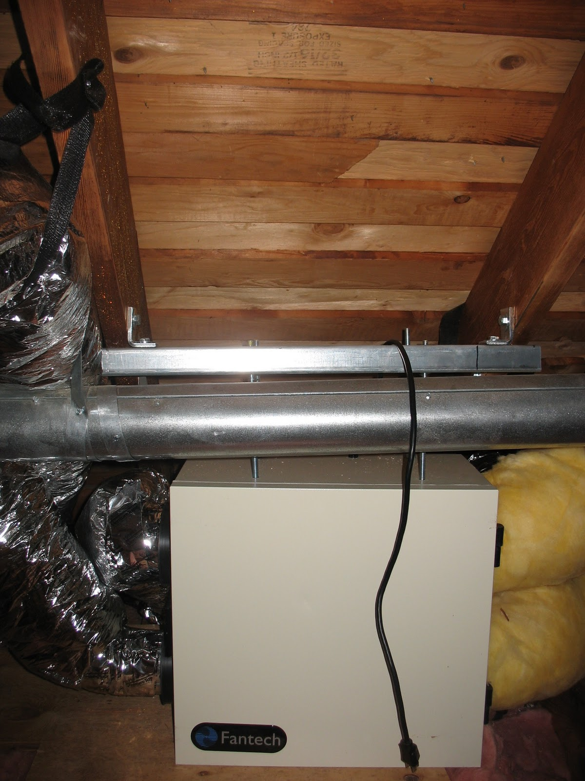 Netzerolife Hrv On Demand Water Heater And More
