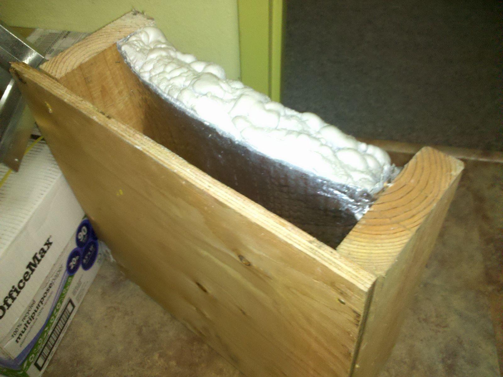 netzerolife: Hydronic Radiant Heat Systems and Foam Insulation