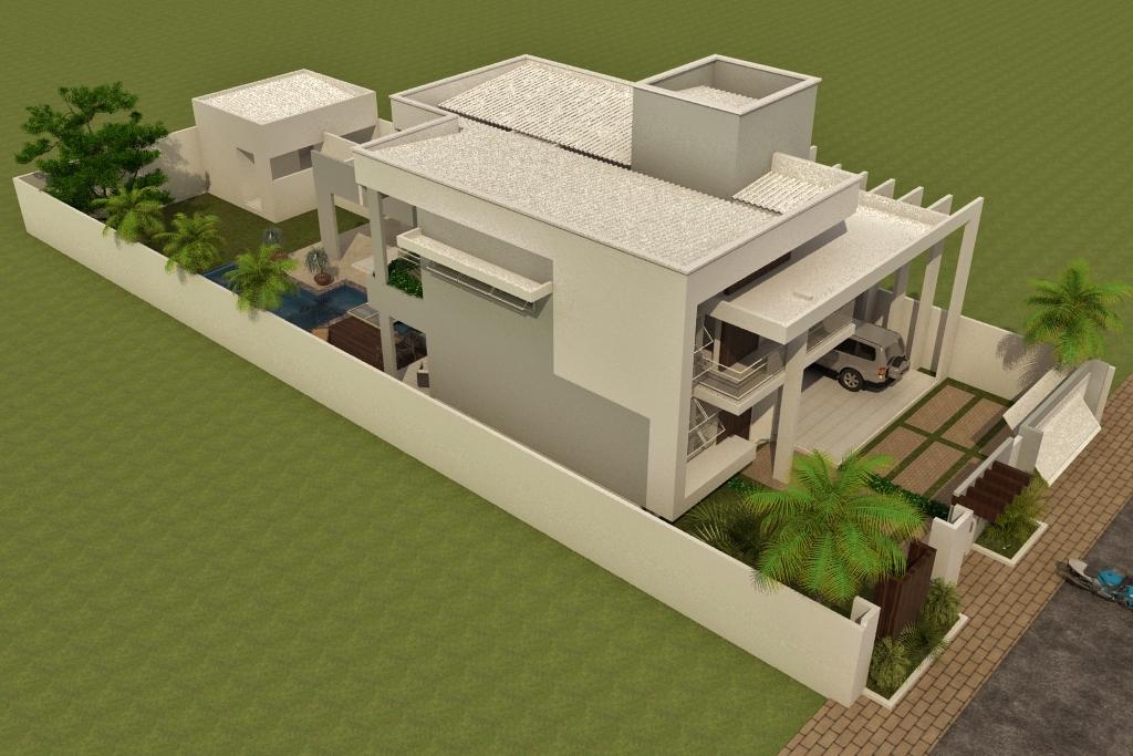 Arquiteto Natan Fontes Casa Walmir