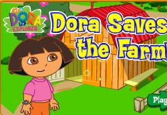Dora Saves The Farm