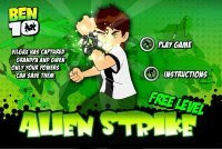 Ben10 Alien Strike