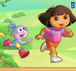 Dora swipers big adventure