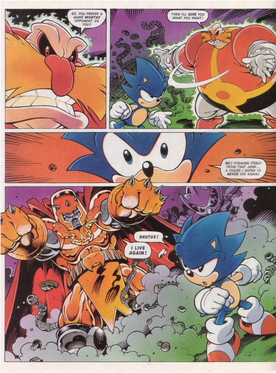 Read online Sonic the Comic comic -  Issue #130 - 6
