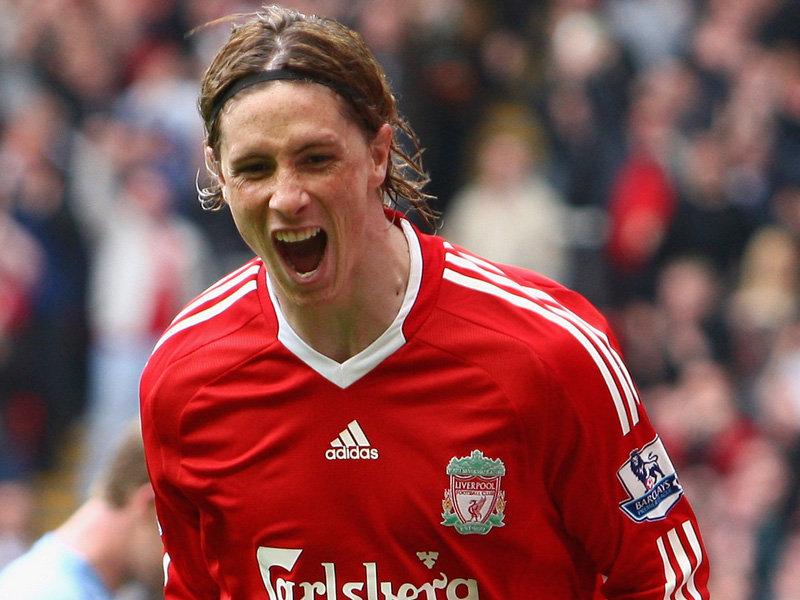 fernando torres celeb liverpool v manchester 844835 Liverpool: Torres Memang Minta Dijual