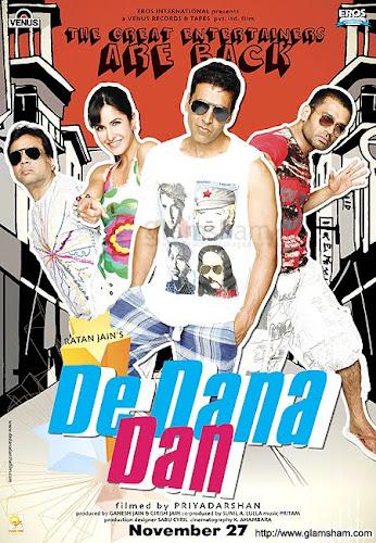De Dana Dan (2009) Movie Poster