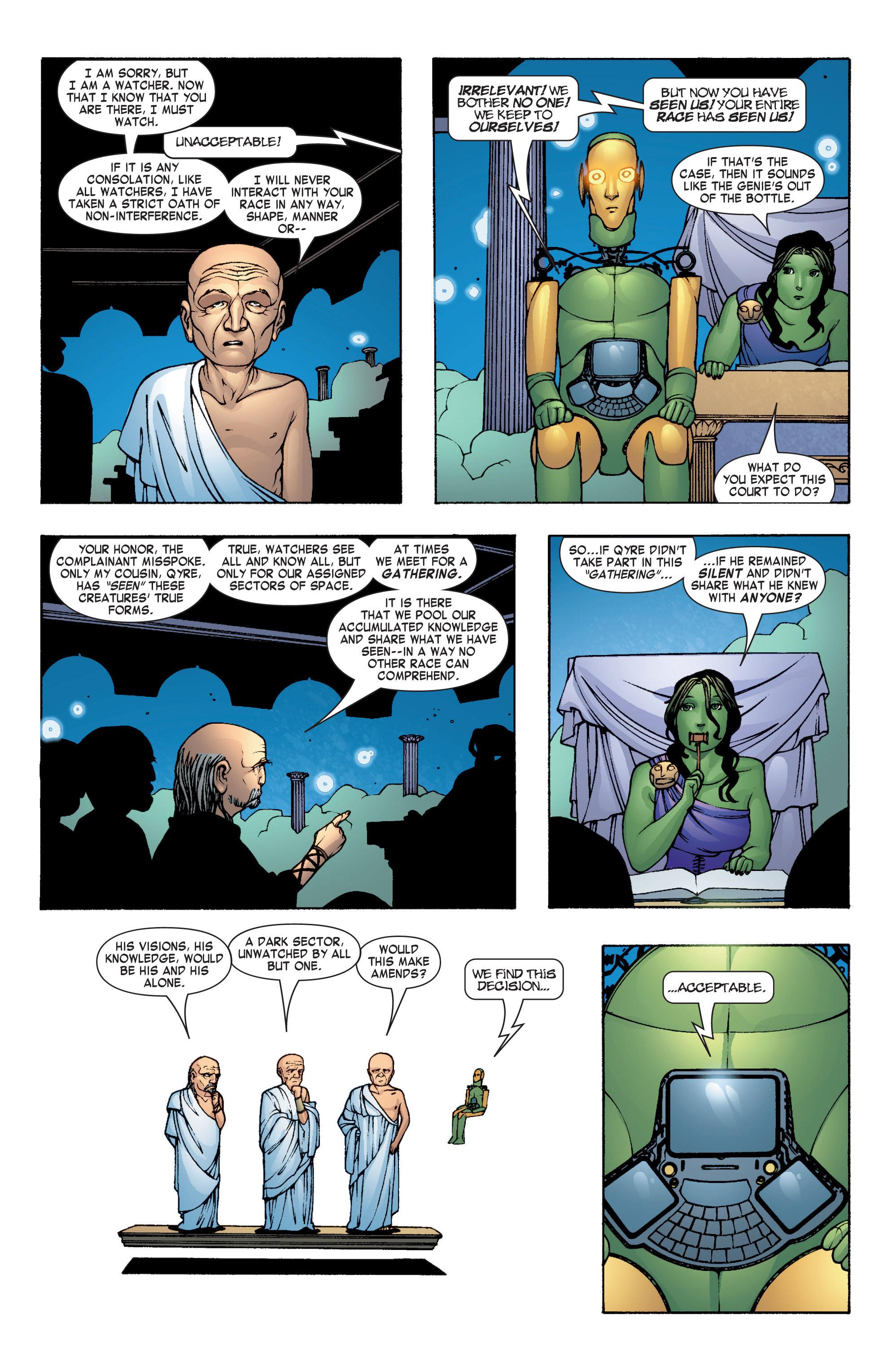 Read online She-Hulk (2004) comic -  Issue #7 - 20