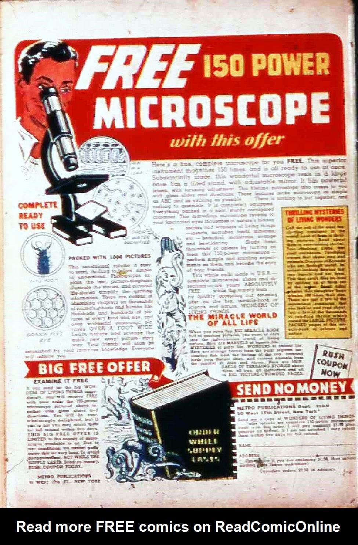 Read online Super-Magician Comics comic -  Issue #17 - 67