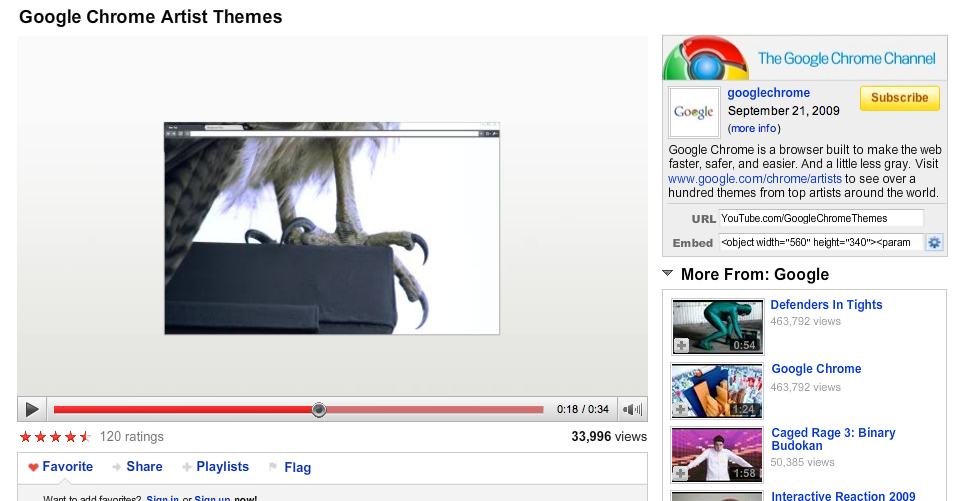 Google Chrome Blog: From Anime to Animation: Google Chrome Around
