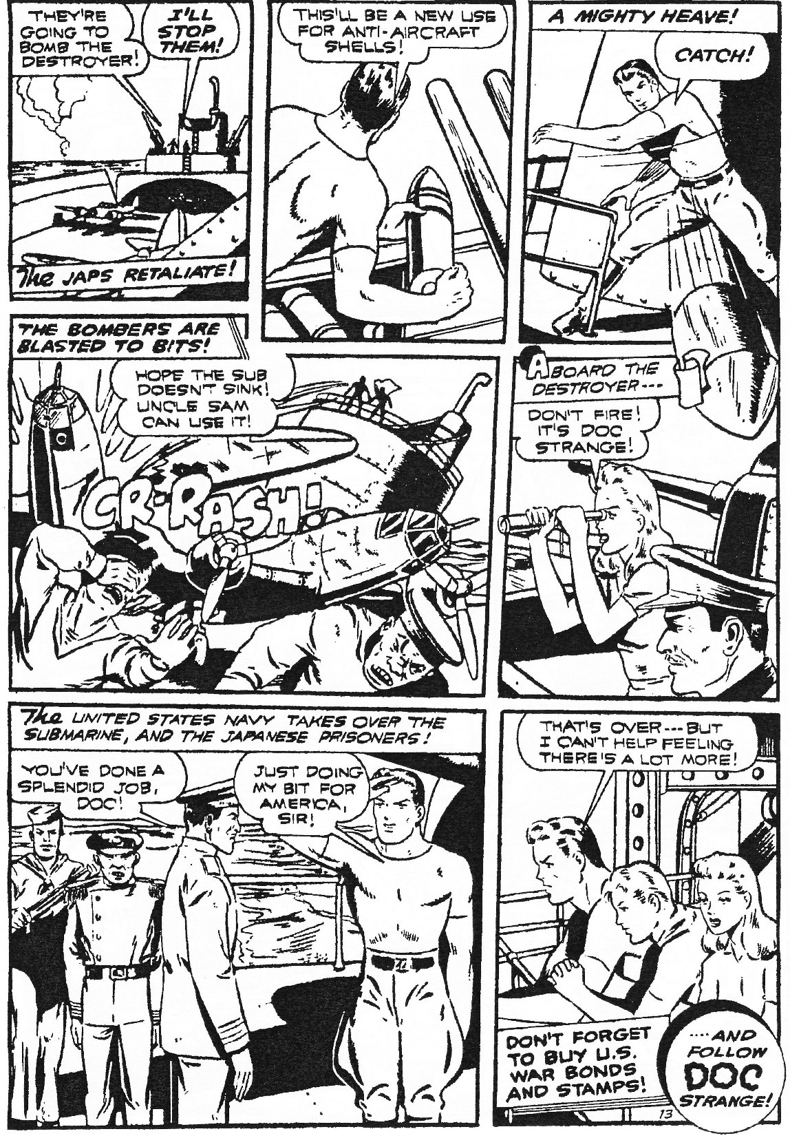 Read online Men of Mystery Comics comic -  Issue #84 - 70