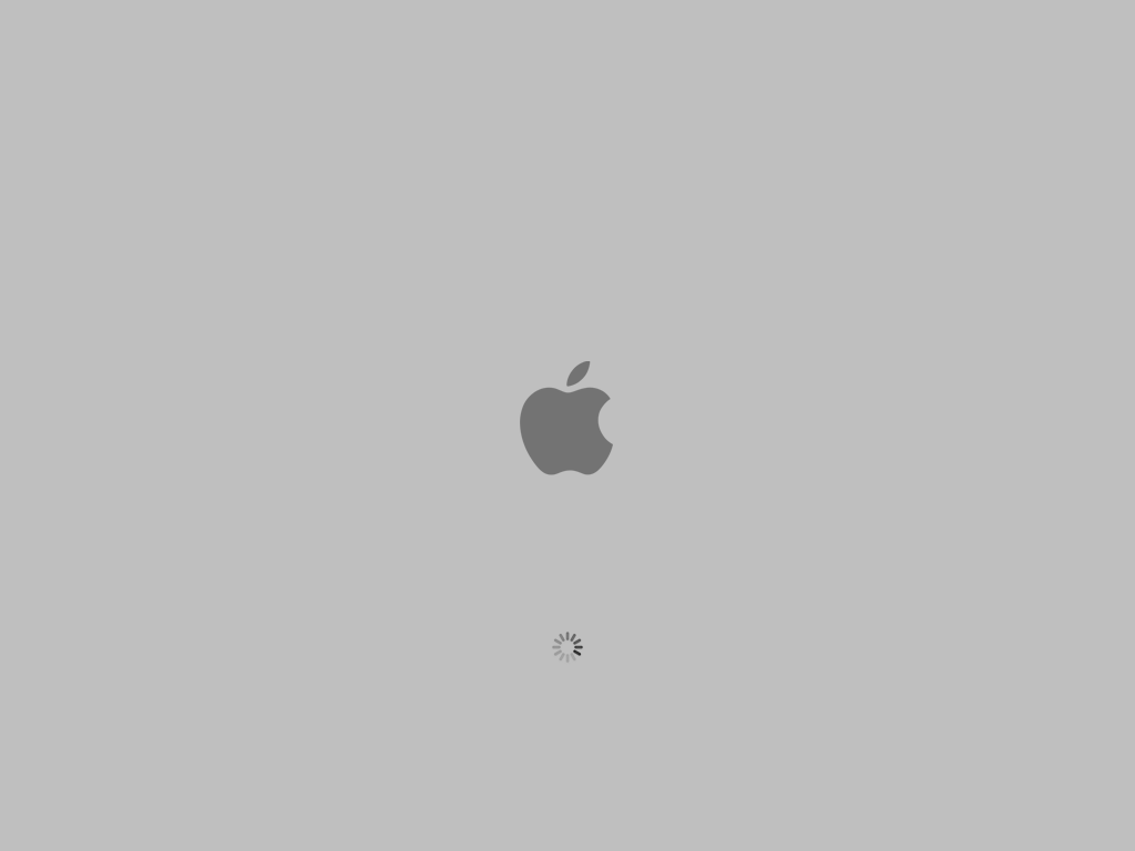 tonymacx86 Blog: Enable the Apple Boot Screen