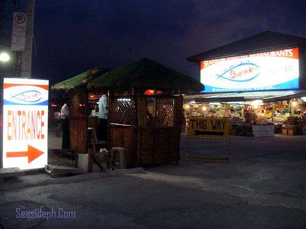 Family Seafood Restaurants Near Me