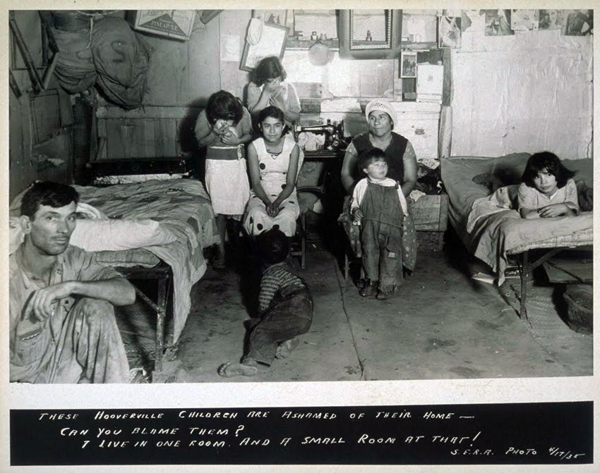 Posted by Jason at 1 16 PMInside Hooverville Homes