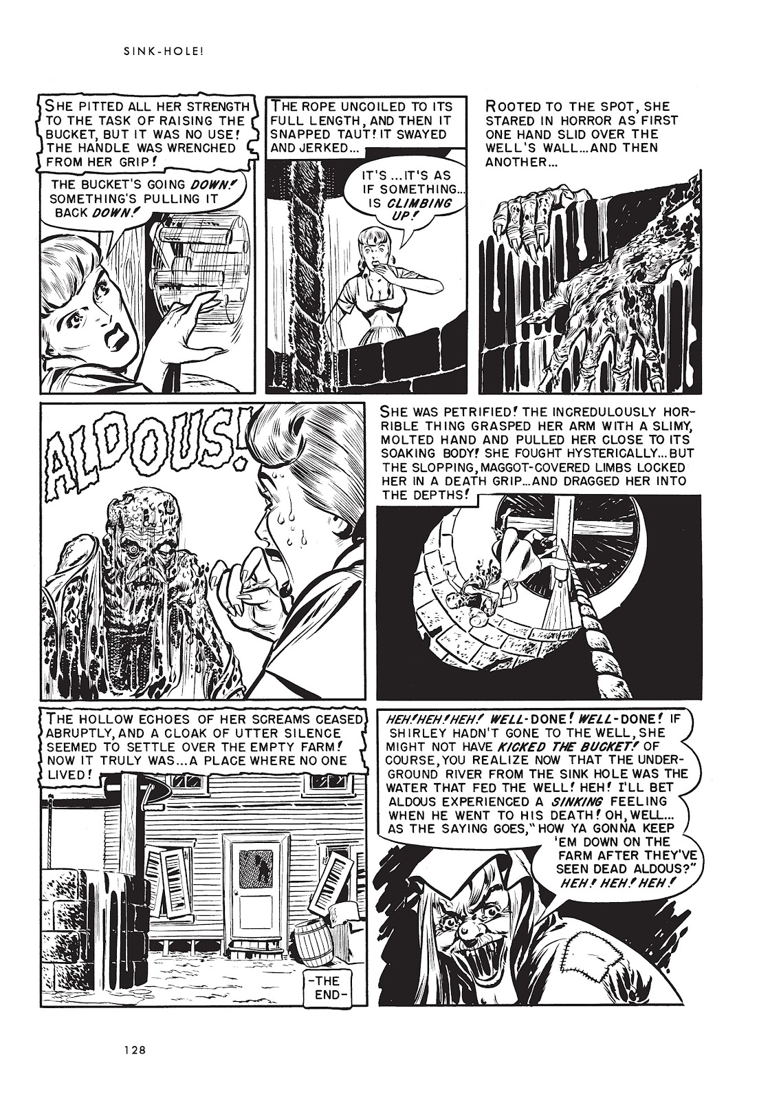Read online Voodoo Vengeance and Other Stories comic -  Issue # TPB (Part 2) - 46