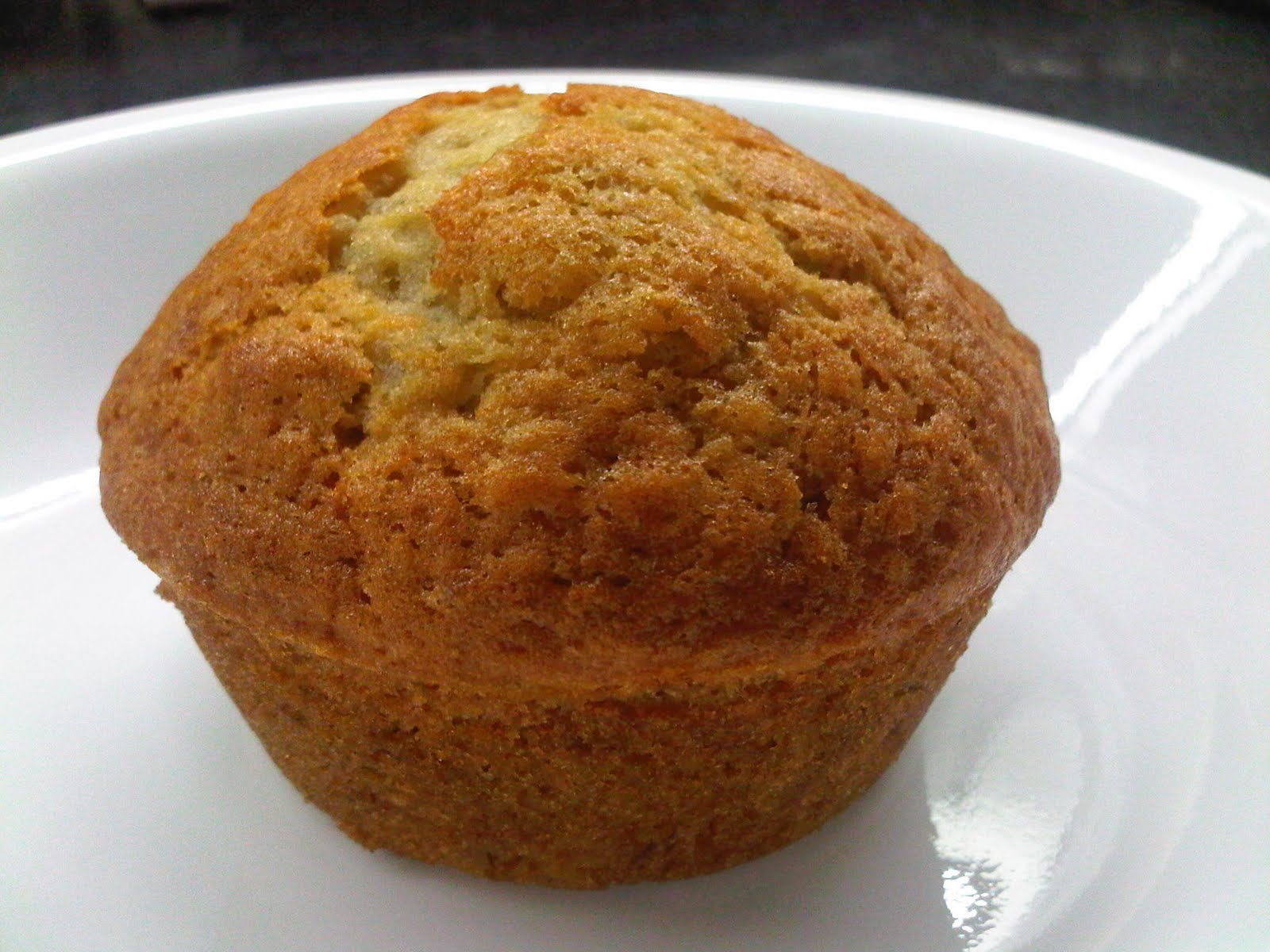 Chocolate Sponge Cake Muffins