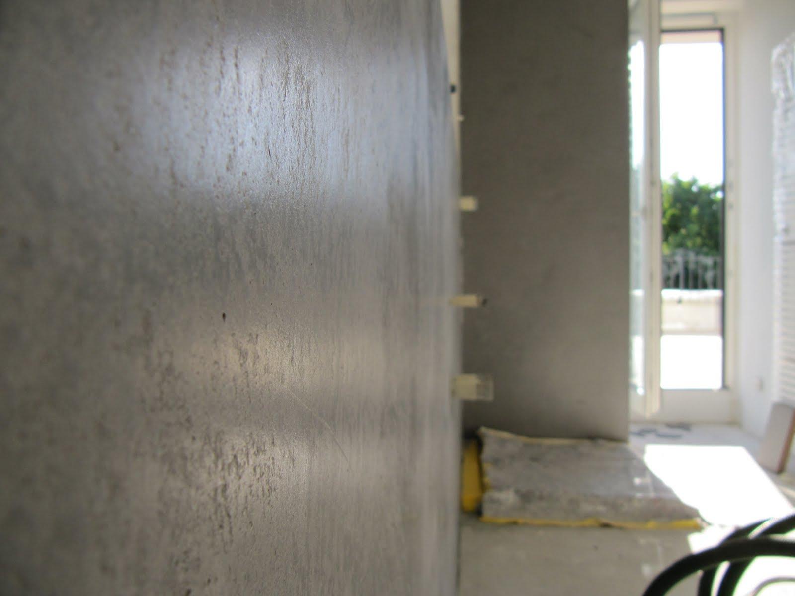 beton unique beton cire bad beton cire. Black Bedroom Furniture Sets. Home Design Ideas