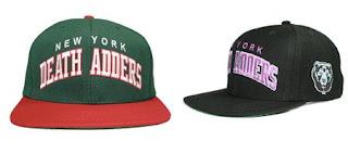 f8bfc23e6b8 Mishka have just dropped these snapback caps as part of their Holiday 2008  line. With classic retro styling