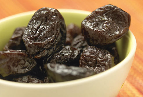 prunes for constipation in adults