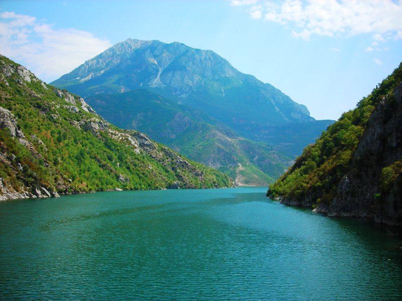 albania albanian nature tropoje welcome north europe northern famous lake trekearth fiords