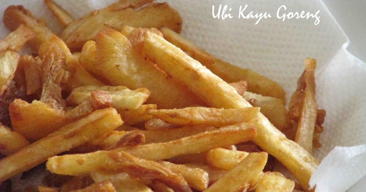 My Small Kitchen: Ubi Kayu Goreng