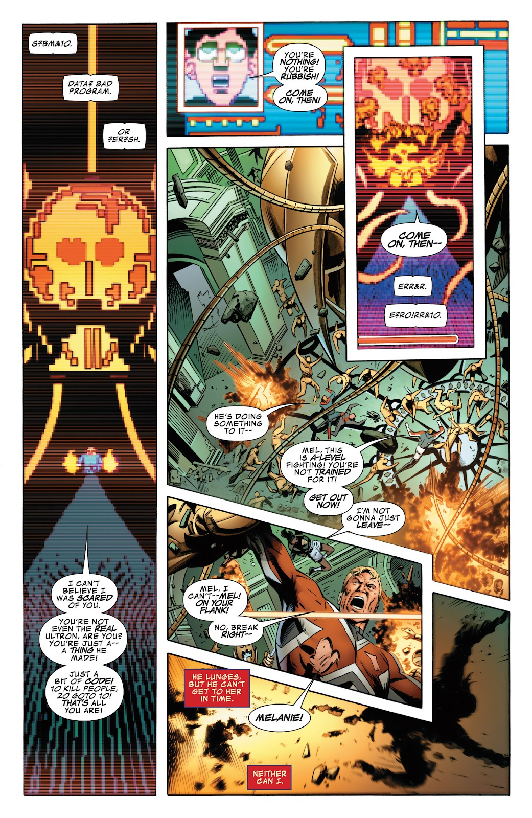 Read online Age of Ultron Companion comic -  Issue # TPB (Part 1) - 41
