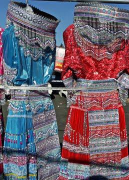 Hmong hats for sale - Hmong Thai Clothes | NOVICA  Tribal Silver